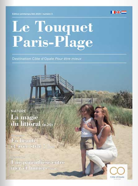 Magazine Le Touquet-Paris-Plage