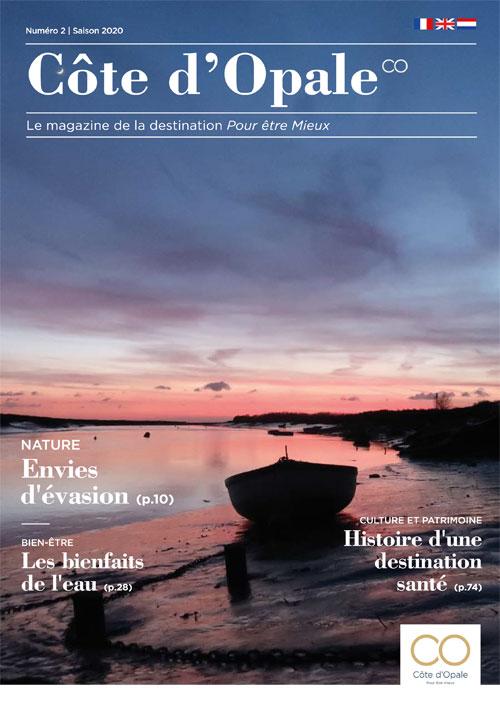 Magazine Côte d'Opale Pour Etre Mieux N°2