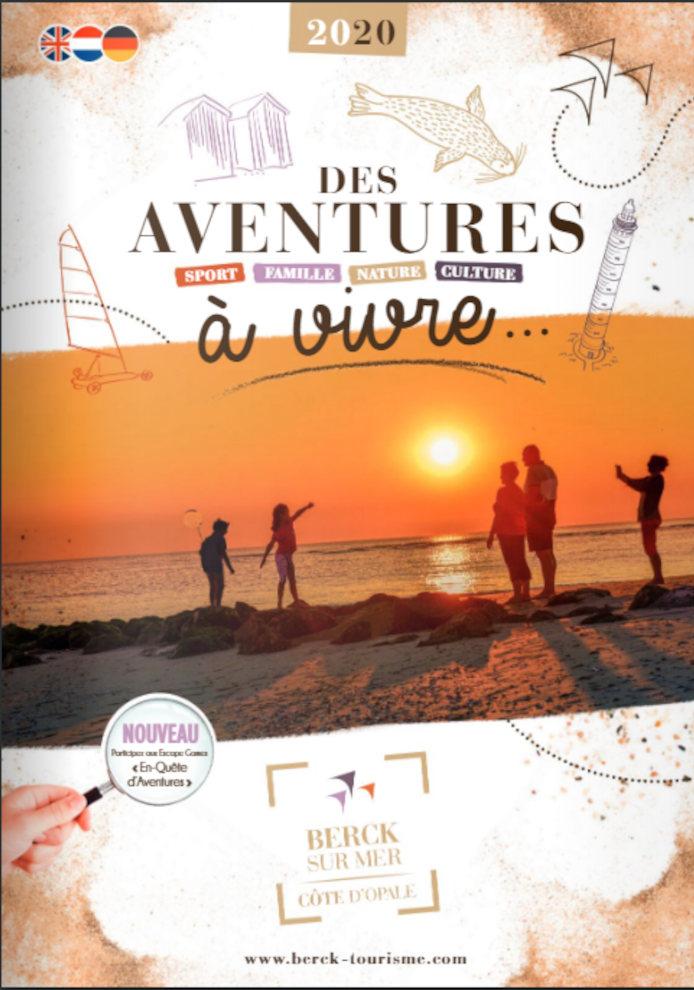 Guide de Berck Carnet de Voyage