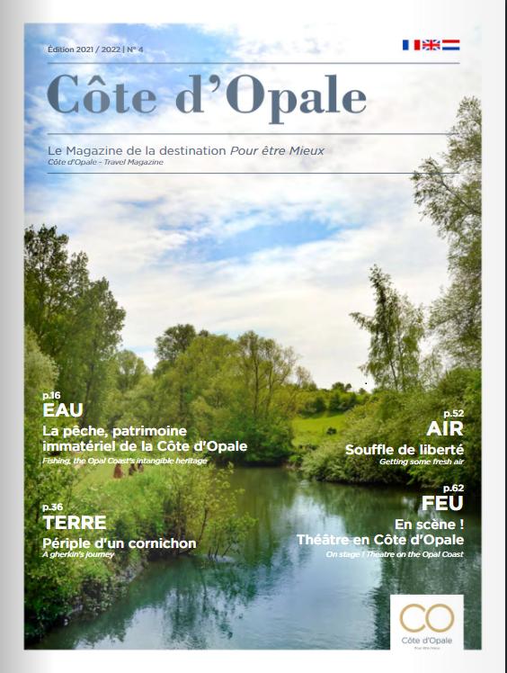 Magazine Côte d'Opale Pour Etre Mieux N°3