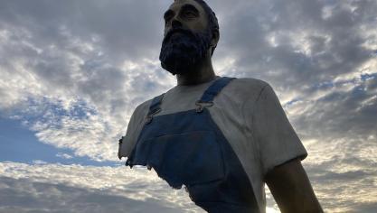 VISITE À THÈME « LES SCULPTURES DE BRUNO CATALANO » PAR LE MUSÉE QUENTOVIC