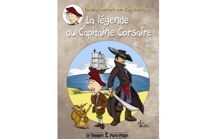 La légende du Capitaine Corsaire