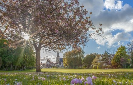 Le Touquet célèbre le printemps